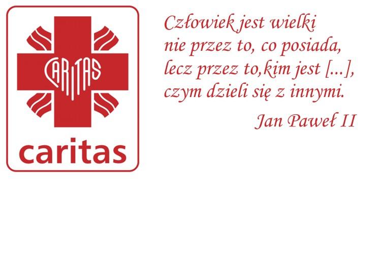 Zbiorka Caritas