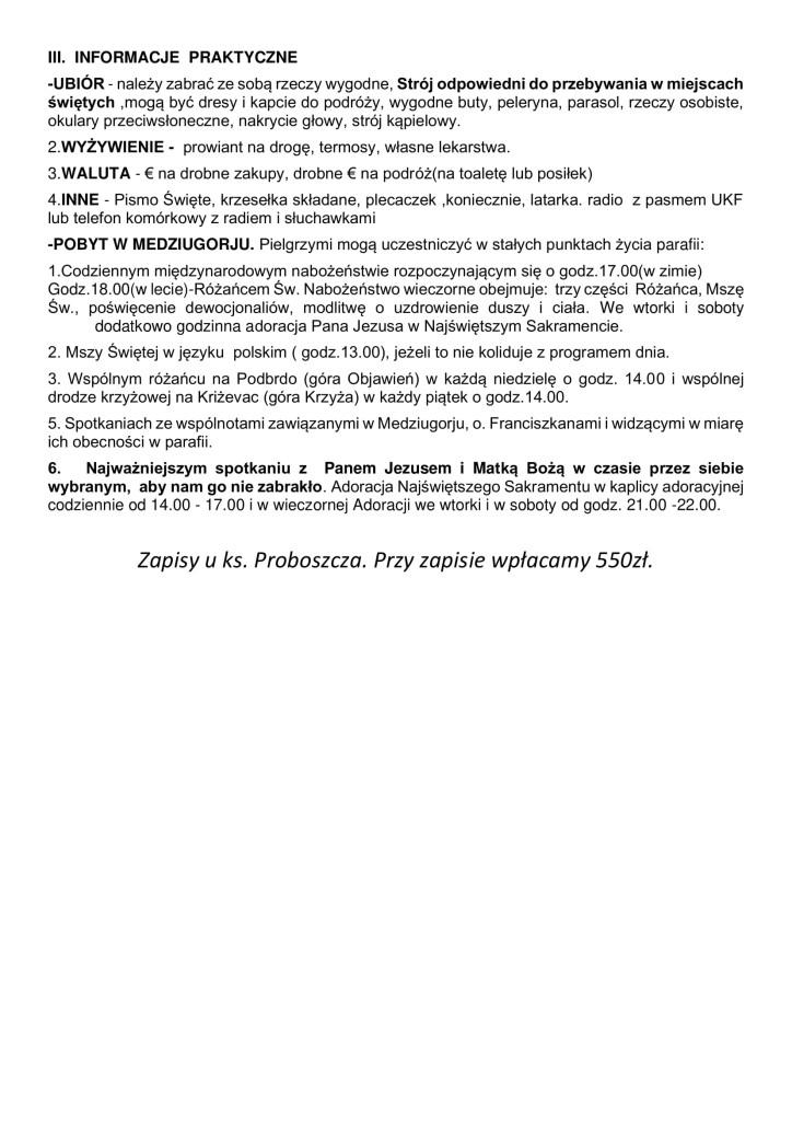 Mediugorie 2020-2